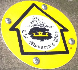 Monarch's Way logo
